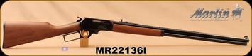 "Marlin - 45-70Govt - 1895CB - Cowboy Lever Action Rifle - Walnut Stock/Blued, 26"" tapered octagonal barrel, 9 Round tubular magazine, Mfg# 70480, S/N MR22136I"