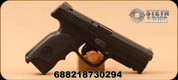"""Steyr - 9mm - L9-A1 - Double Action - Black Synthetic Grip/Mannox Finish, 4.53""""Barrel, Mfg# 39.621.2"""