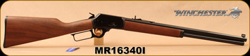 "Marlin - 44Mag - 1894CB - Lever Action - American Black Walnut Stock/Blued, 20"" Octagonal Barrel, Mfg# 70442, s/n MR16340I"
