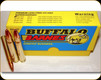 Buffalo Bore - 375 H&H - 300 Gr - Premium Supercharged - Lead Free Barnes TSX (Triple Shock-X) - 20ct - 54A