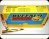Buffalo Bore - 375 H&H - 270 Gr - Premium Mono-Metal Supercharged - Lehigh Solid - 20ct - 54B