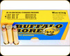 Buffalo Bore - 45-70 Govt - Lower Recoil Standard Pressure Full Power - Jacketed Flat Nose - 20ct - 8J