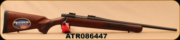 "Mossberg - 243Win - 100 ATR Bantam - Bolt Action Rifle - Walnut Stock/Matte Blued, 20""Barrel, 1:10""Twist, 13.25""LOP, Mfg# 26241, S/N ATR086447"