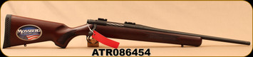 "Mossberg - 243Win - 100 ATR Bantam - Bolt Action Rifle - Walnut Stock/Matte Blued, 20""Barrel, 1:10""Twist, 13.25""LOP, Mfg# 26241, S/N ATR086454"