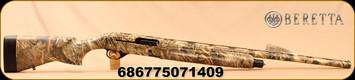 "Beretta - 12Ga/3.5""/28"" - A350 Xtrema - Semi-Auto Shotgun - Realtree Max-5, Steelium, Vented Rib, 4rds, Optima HP (Mod), Mfg# 7H41425335052"
