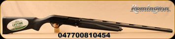 "Remington - 12Ga/3.5""/28"" - VERSA MAX Sportsman - Semi Auto Shotgun - Black Synthetic Stock/Black Oxide Finish, 3 Rounds, Mfg# 81045"