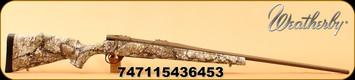 "Weatherby - 270Win - Vanguard Badlands - Badlands Approach Camo/Burnt Bronze Cerakote, 24""Barrel, #2 Contour, 1:10"", Mfg# VAP270NR4O"