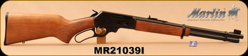 "Marlin - 30-30Win - Model 336Y Compact - Lever Action - Walnut-Finished Laminate Stock/Blued, 16.25""Micro-Grove Barrel, 5 round tubular magazine, Mfg# 70524, S/N MR21039I"