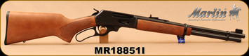 "Marlin - 30-30Win - Model 336Y Compact - Lever Action - Walnut-Finished Laminate Stock/Blued, 16.25""Micro-Grove Barrel, 5 round tubular magazine, Mfg# 70524, S/N MR18851I"
