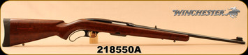 "Consign - Winchester - 284Win - Model 88 - Lever Action - Walnut/Blued, 21.5""Barrel, refinished stock, Decelerator Pad, c/w 2 magazines"