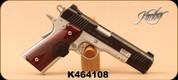 "Used - Kimber - 45ACP - Custom Crimson Carry II - Semi-Auto - Lightweight Aluminum Frame/Rosewood Double Diamond Crimson Trace Lasergrips/Stainless Steel, Match Grade 5""Barrel - New, In original case"