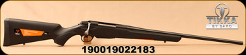 "Tikka - 308Win - T3x Lite - Bolt Action Rifle - Black Modular Synthetic Stock/Blued, 22.4""Barrel, 3rd Detachable Magazine, Mfg# TF1T29LL103"