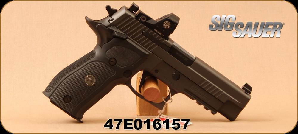 Consign - Sig Sauer - P226 RX Legion - Semi- Auto Pistol