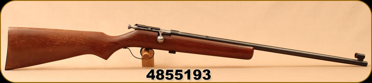 Consign - Cooey - 22LR - Model 39 - Wood Stock/Blued, 22