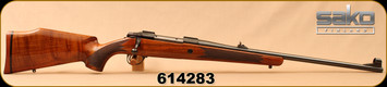 "Consign - Sako - 300WM - AV Hunter - Walnut/Blued, 23""Barrel"