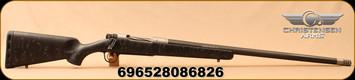 "Christensen Arms - 300PRC - Ridgeline - Black w/ Gray Webbing/26""Threaded Barrel, 1:8""Twist, Mfg# 801-06051-00"