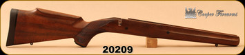 Consign - Cooper - Model 56 - Stock Only - Claro Walnut