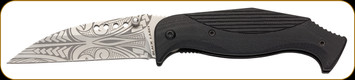 Browning - Wihongi Signature Wharncliffe - Folding Knife - 320210BL