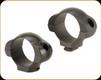 "Weaver - Grand Slam Top Mount Dovetail Riflescope Rings - 1"" Low - Steel - Matte - 49201"