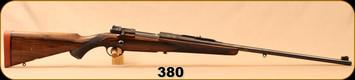 """Consign - Holland & Holland - 30Super (300H&H) - Walnut/Blued, 24.5""""Barrel, Leaf Sights"""