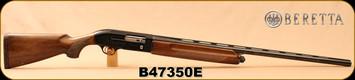 "Consign - Beretta - 12Ga/3""/30"" - AM301 - Semi-Auto Shotgun - Walnut Stock/Blued Magnum Barrel, Low Rounds Fired - In Green/Brown Soft Case"
