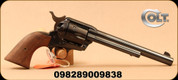 "Colt - 38-40 - Talo Single Action Army - Revolver - Walnut Grips/Blued, 7.5""Barrel, Mfg# p3870Z"