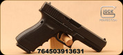 "Glock - 45ACP - G21 - Gen 4 - Semi-Auto Pistol - DA - Black Finish w/Customizable Modular Backstrap, 4.61""Barrel, (3)10rd magazines - Mfg# UG2150201"