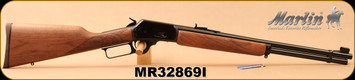 "Marlin - 44RemMag/44S&WSpl - Model 1894 - Lever-Action Rifle - Black Walnut Stock/Blued, 20"" Barrel, 10 Rounds, Mfg# 70400, S/N MR32869I"