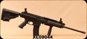"Consign - Robinson Armament - 5.56/223Rem - Model XCR-L - Non-Restricted - Black FAB Defense Adjustable Stock & Hand Grip/Blued, 18.6""Barrel, ERGO Rail Cover, Lifetime Warranty, c/w original Adjustable Stock, 2 magazines - In non-original box"