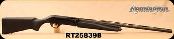 "Consign - Remington - 12Ga/3.5""/28"" - VERSA MAX Sportsman - Semi Auto Shotgun - Black Synthetic Stock/Black Oxide Finish, Mfg# 81045 - Very Low Rounds - In original box"