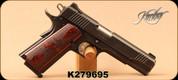 "Consign - Kimber - 45ACP - Custom II Service - Wood Grips/Black Finish, 5""Barrel"