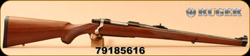 "Consign - Ruger - 243Win - Model 77 RSI II - Walnut Mannlicher Stock/Blued, 18.5""Barrel - Unfired, In original box"