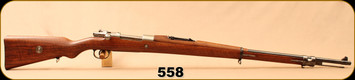 "Consign - Mauser - 7x57 - 1908 Brazilian Mauser - Walnut Stock/Stainless Receiver/Blued Barrel, 29.25""Barrel, Made in Berlin"