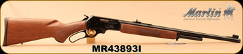 "Marlin - 444Marlin - Model 1895 444 - Lever Action - American black walnut stock with pistol grip/Polished Blued, 22""Barrel, Ballard Rifling, Mfg# 70540, S/N MR43893I"