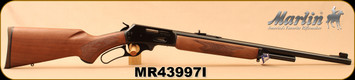 "Marlin - 444Marlin - Model 1895 444 - Lever Action - American black walnut stock with pistol grip/Polished Blued, 22""Barrel, Ballard Rifling, Mfg# 70540, S/N MR43997I"
