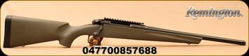 "Remington - 450BM - Model 783 Synthetic Heavy Barrel - Olive Drab/Matte Black, 18""Heavy Barrel, 3rd magazine, Crossfire Adjustable Trigger, Tactical Bolt, Mfg# 85768"