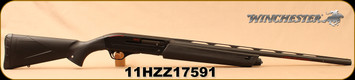 "Used - Winchester - 20Ga/3""/26"" - Super X3 Black Shadow - Semi Auto Shotgun - Synthetic Stock/Blued, Vent Rib Barrel, 4 Rounds, Mfg# 511123691 - New in box"