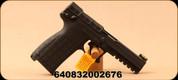 "KelTec - 22WMR - PMR-30 - Semi Automatic Rimfire Handgun- Black Finish/Aluminum Frame, 4.3"" Barrel, Picatinny Accessory Rail, 2 magazines"