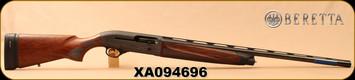 """Consign - Beretta - 12Ga/3.5""""/28"""" - A400 Xplor - Semi-Auto - Walnut/Blued, Unico, F,C,M Chokes - In original case"""