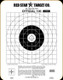 "Red Star Target Co. - Official 100 - 12.5""x19"" - 10 Pack - 109"