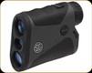 Sig Sauer - KILO1400BDX - 6x20mm Digital Ballistic Laser Rangefinder - Graphite - SOK14601