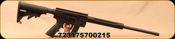 """Just Right Carbines - 40S&W - Takedown Model - Black Synthetic, Collapsible Stock w/Pistol Grip/Parkerized, 20""""Threaded Barrel, 10 round capacity"""