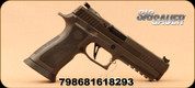 "SIG Sauer - 9mm - P320 XFIVE Legion - Semi-Auto - Legion Grey TXG tungsten-infused Polymer grip/Legion Grey Finish, 5""Barrel, skeletonized striker trigger - Mfg# 320X5-9-LEGION-R2-10"