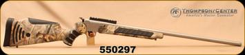 "Used - Thompson Center - 25-06Rem - Encore Pro Hunter - Realtree Hardwoods HD Flextech Camo/Stainless, 28""Barrel - In original box"