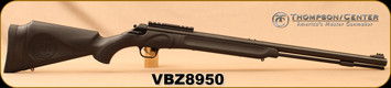 "Consign - Thompson Center - 50Cal - Muzzle Loader - Impact - Black Synthetic/Blued, 26""Barrel, WEAVER Scope Top Mount Aluminum Base"