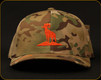 Prophet River - Centre Logo Flexfit Hat - Multicam - S/M