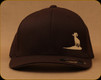 Prophet River - Side Logo Flexfit Hat - Brown - S/M