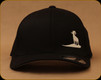 Prophet River - Side Logo Flexfit Hat - Black - L/XL