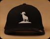 Prophet River - Centre Logo Flexfit Hat - Black - L/XL