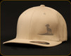 Prophet River - Side Logo Flexfit Hat - Khaki - S/M